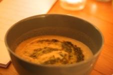 Sellerie, weiße Bohnen, Chermoula